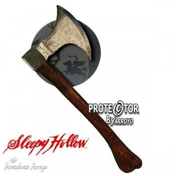 Hacha Sleepy Hollow