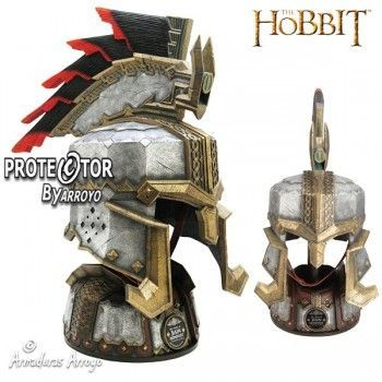 Casco Obvias Ironfoot El Hobbit