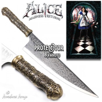 Cuchillo Alice Madness Returns