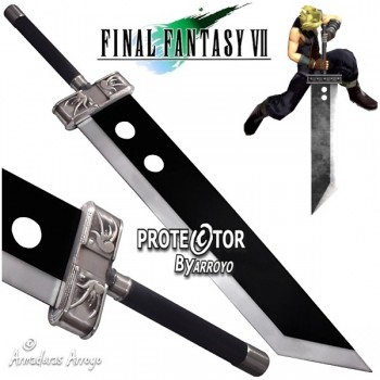 Espada Cloud Strife Buster Final Fantasy VII